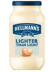 Hellmann's Lighter Than Light Mayo (jar) 400g €2.49c