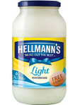 Hellmann's Light Mayo (jar) 800g €4.49c
