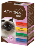 Athena Cat Food Salmon & Trout 100gr