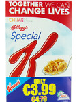 Kellogg's Special K 500g Price Offer