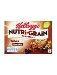 Kellogg's Nutri-grain Breakfast Bakes Choc Chip X6 45g (60c Off)