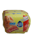 Fresh & Clean Milk & Talc Baby Wipes 25 X 3