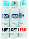 Neutral Spray Set 2+1 150 Fresco Blue Cap