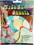 Mylee's Flying Saucers 25gr