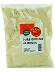 Good Earth Pure Ground Almonds 500g + 25% Extra Free