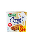 Devon Healthline Cereal Bars Chocolate X6 Offer 50c Off