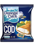 Donegal Catch Cod Fillets + Free Green Isle Potato Wedges & Vegetables