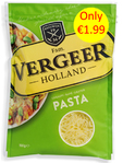 Vergeer Pasta Cheese 150g €1.99