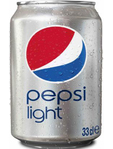 Pepsi Diet Can 33cl