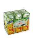 Safari Peach 6x250ml Offer