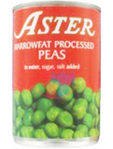 Aster Marrow Fat Peas 300gr