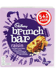 Cadbury Brunch Bar Raisin X6 32gr
