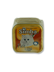 Simba Cat Tray Chicken 100g 3+1 Free