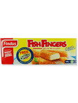 Findus Fish Fingers 458gr (free Soffficini)