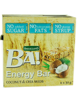 Ba! Energy Bar Coconut And Chia Seeds Offer 1+1 Free
