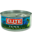 Elite Tuna In Olive Oil 160g