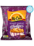 Mc Cain Roasted Garlic Wedges 750gr