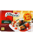 Alberto Canneloni Spinach 400g Offer 50c Off