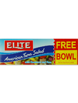Elite American Tuna Salad X3 (free Bowl)