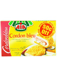 Aia Cordon Bleu 240g Offer 50c Off
