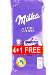 Milka Alpine Milk 5x35g Offer 4+1 Free