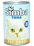 Simba Tuna Cat Food 400g