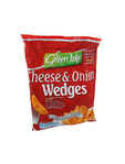 Green Isle Cheese & Onion Wedges 600gr