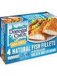 Donegal Catch Natural Fish Fillets X4