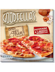 Goodfella's Extra Thin Pepperoni & Chorizo 328g