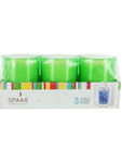 Spass Highlight Refill Light Green X3