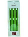 Spaas Taper Candle Fresh Green