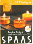 Spaas Tropical Delight Spaas X24 Clearlights