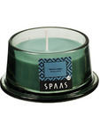 Spaas Glass Scented Velvet Luxury With Shade