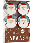 Spaas D-light Pack X6 Santa