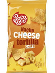 Poco Loco Nacho Cheese Tortilla Chips 75g