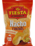 La Fiesta Nacho Rounds Natural 200g