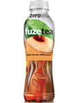 Fuze Tea Black Ice Tea White Peach 500ml
