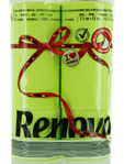 Renova Toilet Roll Green X6