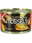 Excellence Mussels 425g