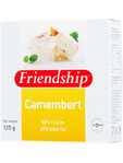 Friendship Danish Camembert 125g