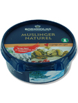 Bornholms Mussels Natural 200gr