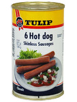 Tulip Hot Dogs 125g