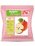 Crispy Apple & Strawberry Crisps15g