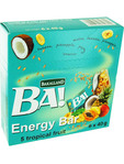 Ba! 5 Tropical Fruit Energy Bars 6x40g