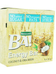 Ba! Energy Bar Coconut & Chia Seeds 6x30g