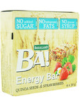 Ba! Energy Bar Quinoa Seeds & Strawberry 6x30g