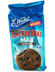 E.wedel American Cookies Max Double Chocolate 170g