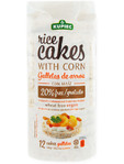 Kupiec Rice Cakes With Corn 120g