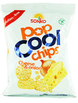 Sonko Pop Cool Chips Cheese & Onion 60g