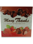 Many Thanks Strawberry & Chocolate 138g